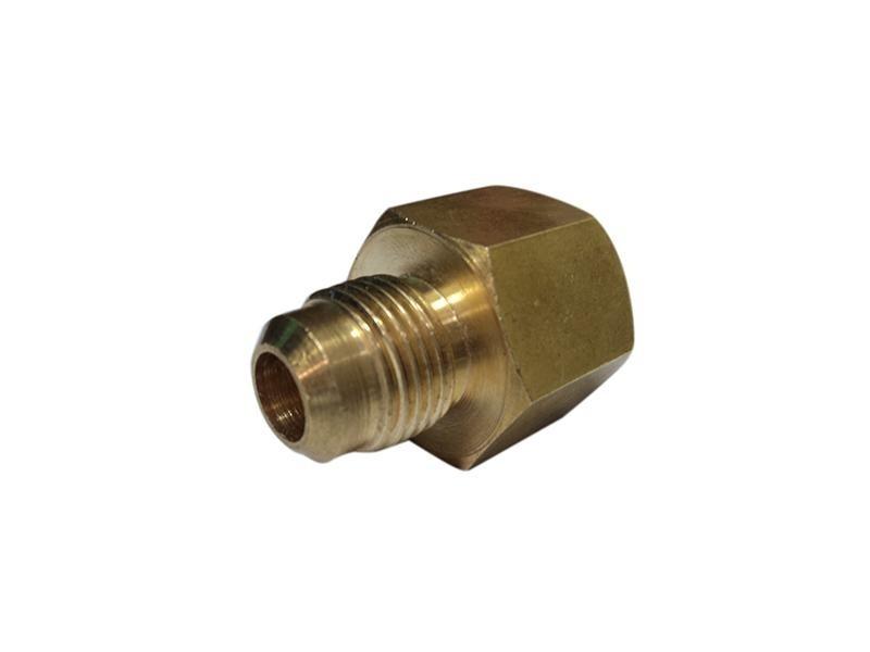 Redução Para Gás Reta C/R,1/2F3/8M X-Gas