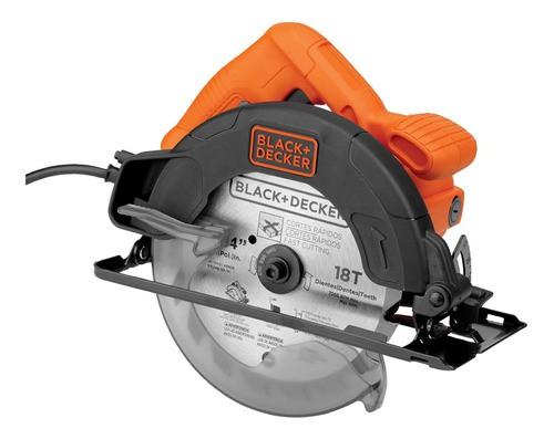 Serra Circular Black Decker 1350w 7.1/4 Pol Cs1350 220v