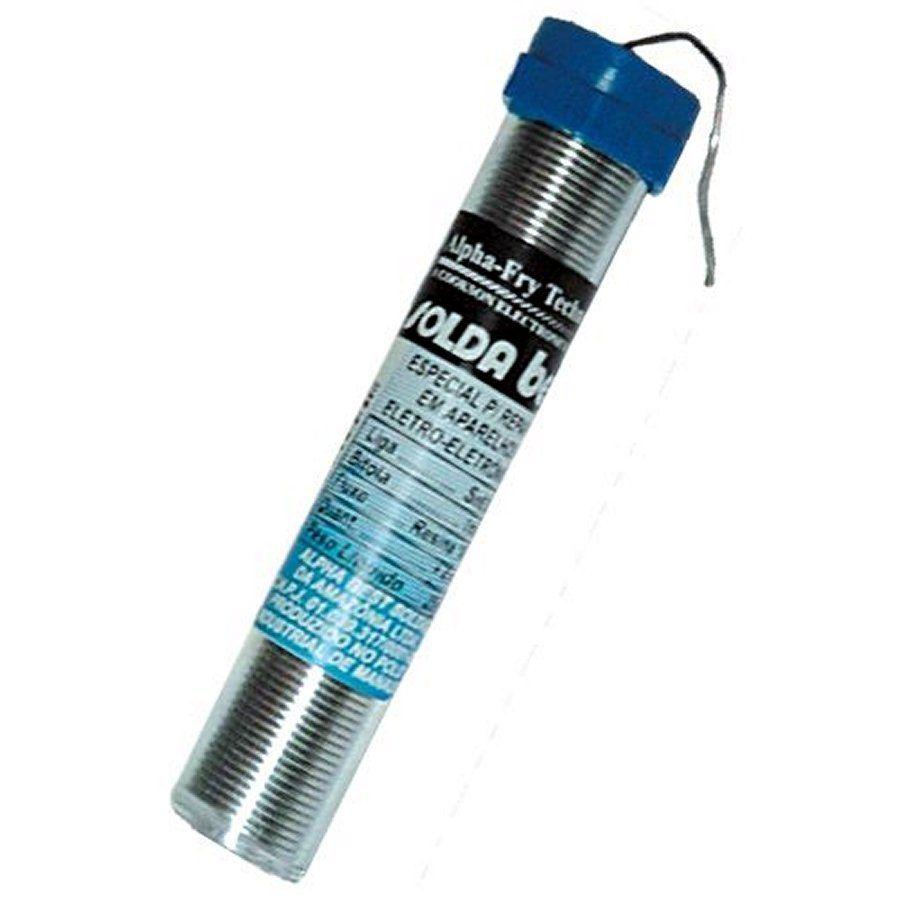 Solda Tubo Best 25g - Azul