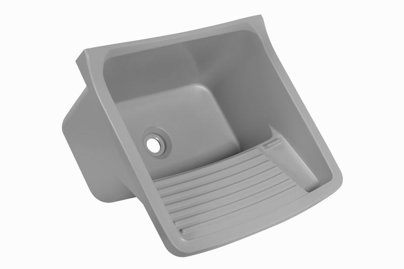Tanque Plástico Cinza Claro TQ0 Astra