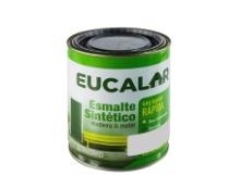 Tinta Esmalte Eucalar Marrom 1/4 Eucatex