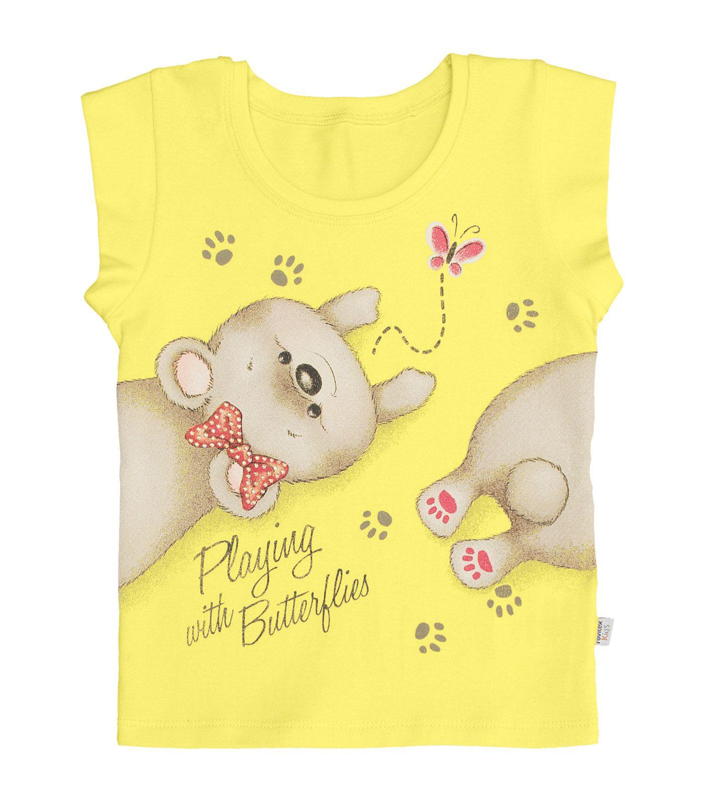 Blusa Cotton Leve - Rovitex Kids