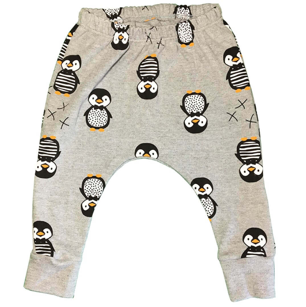 Calça em Suedine Pinguim Cinza - Lualand