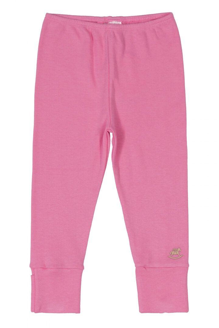 Calça em Suedine Rosa Pink - Up Baby