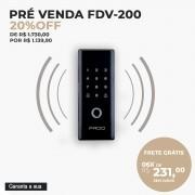 Fechadura Digital Biométrica para Porta de Vidro FDV-200