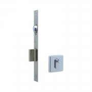 Fechadura Imab Rolete 1710 Para Porta Pivotante Com Cilindro de 55mm