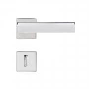 Kit Fechadura Imab Metro Light CR:  3 Interna 1 Banheiro