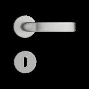 Kit fechadura magnum escovada 03int 01wc