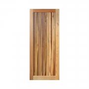 Porta de madeira maciça requinte 80x210
