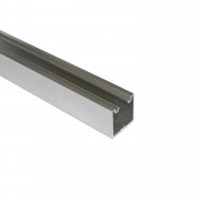 Trilho Fermax 35mm para porta de correr 3,5M