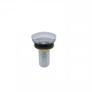 Valvula lavatorio Click Luxo 8 CM - 7/8