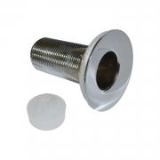 Valvula Lavatorio Stander S/ Unho C/ Porca Metal 7 CM - 7/8