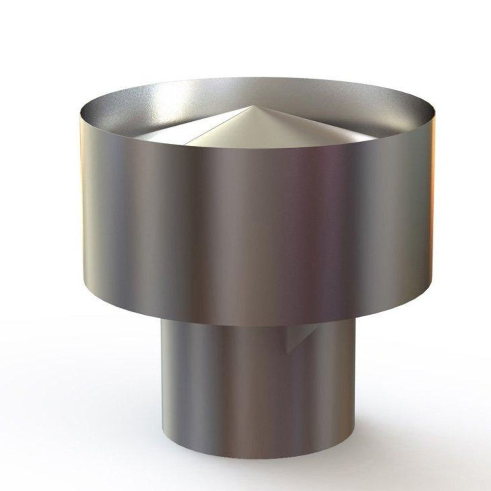 Chapéu Canhão Liv 150mm para Calefator