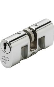 Cilindro Grosso Para Fechadura 3f 5,5cm Comprimento Cr