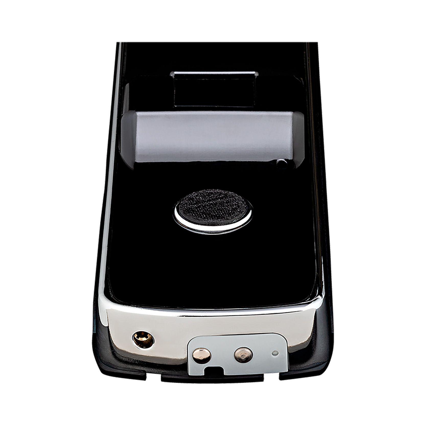 Fechadura digital de embutir com rolete FDE-201R