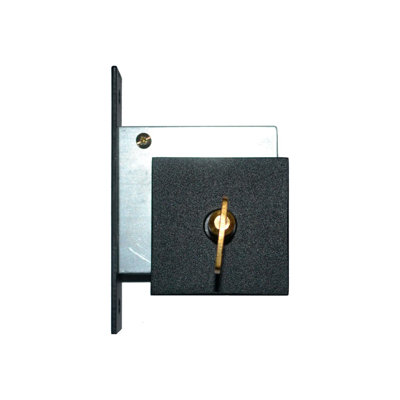 Kit Fechadura:  1 Rolete ept 74mm e 1 tetra 11500 ept