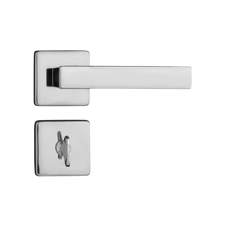 Kit Fechadura Concept CR: 2 Externa/Interna e 1 WC