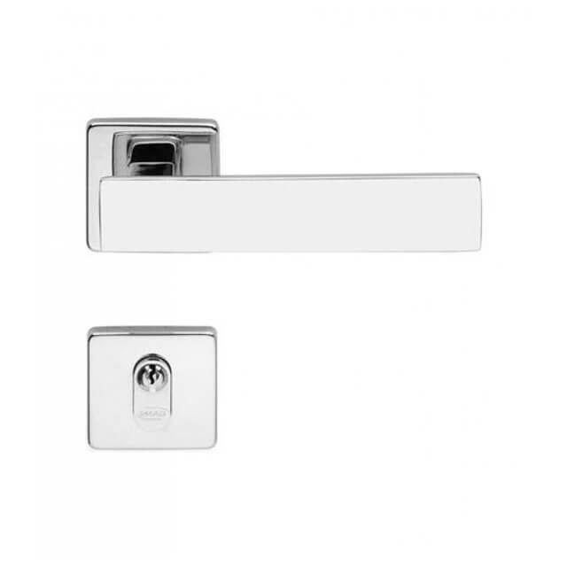 Kit Fechadura Imab Metro Light CR:  5 Externa 3 Banheiro