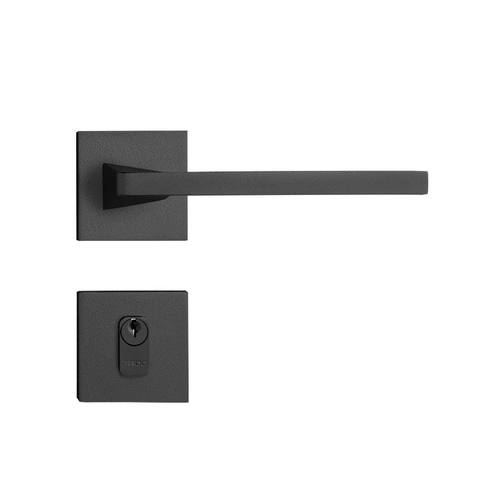 Kit Fechadura Karli EPT: 2 Banheiro e 3 Externa
