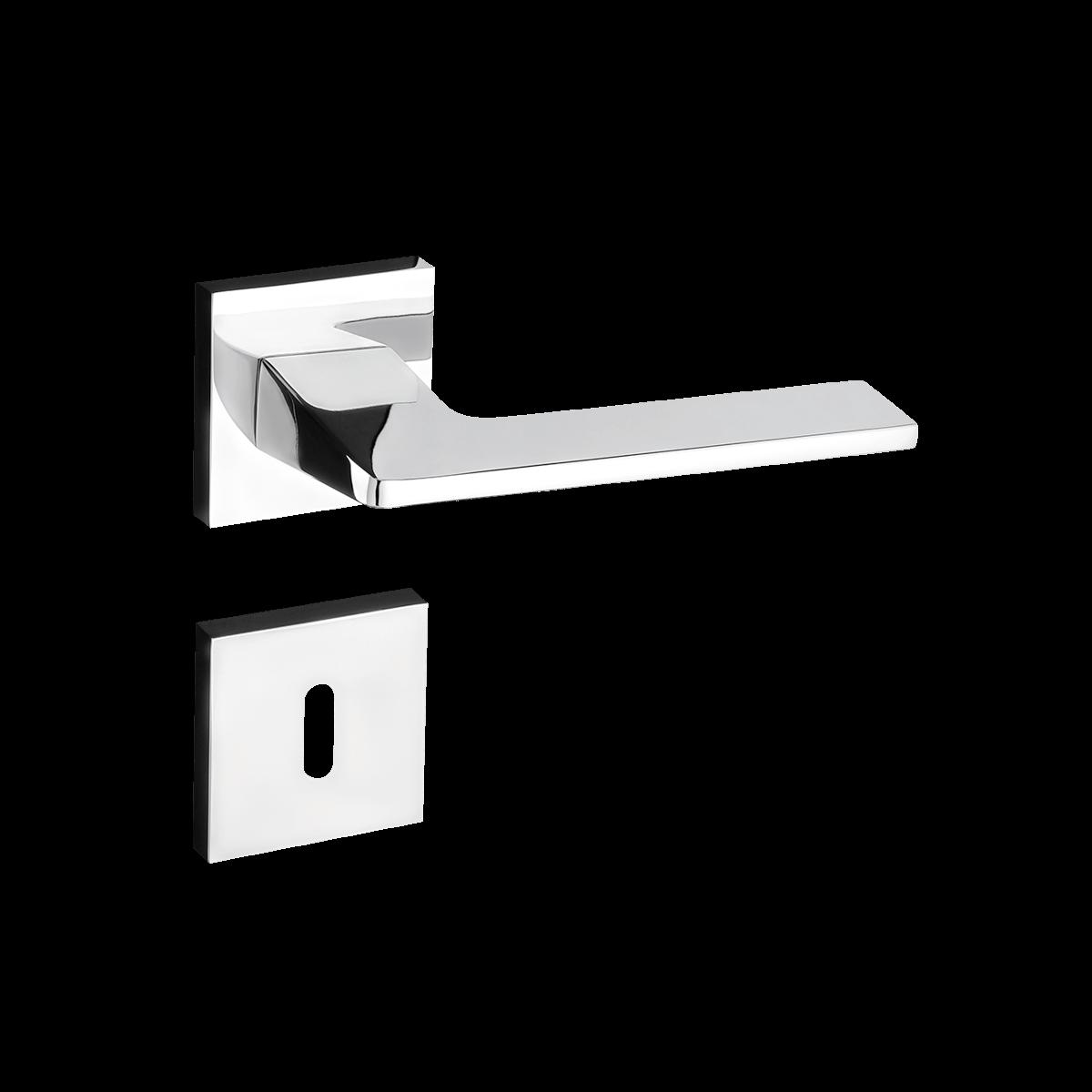 Kit fechadura pado sara 03 interna 03 banheiro