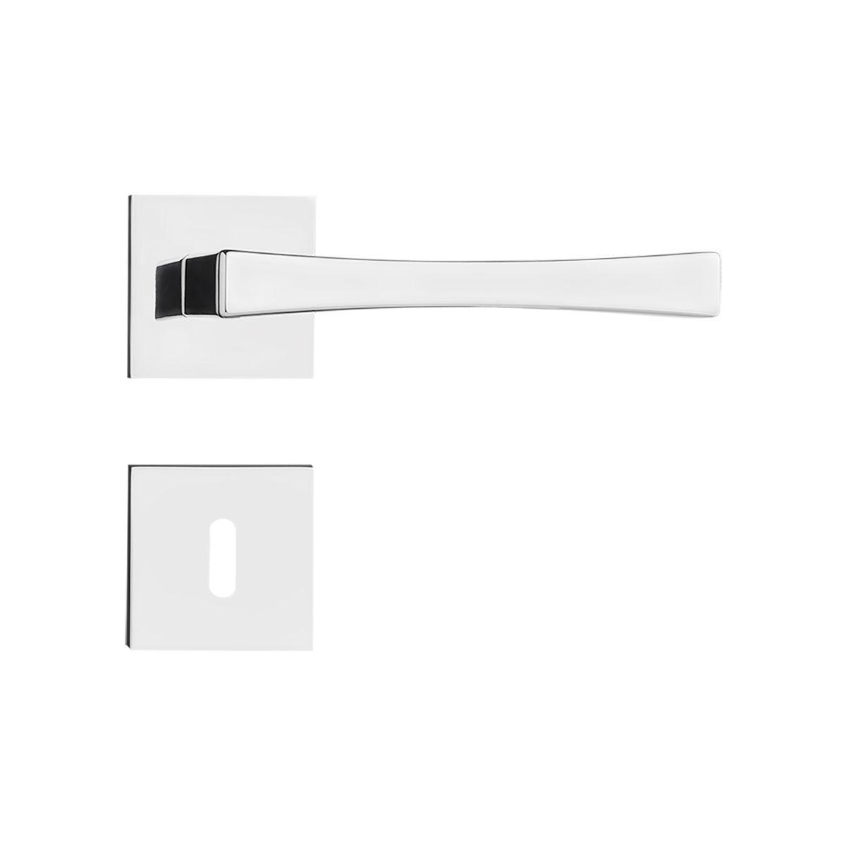 Kit Fechadura Vivaldi CR: 5 Interna; 3 Banheiro