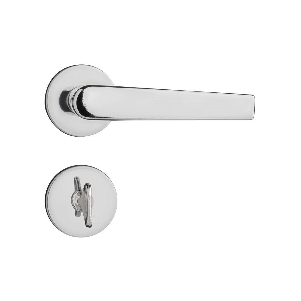 Kit fechadura Pado concept 401: 3wc e 3externa