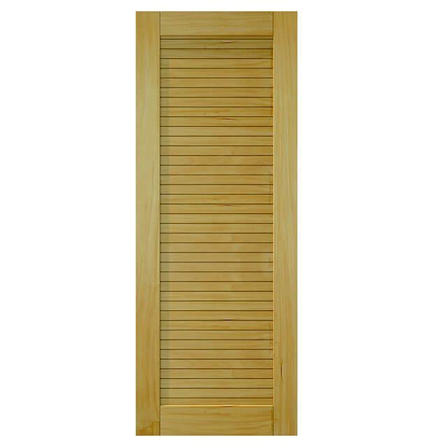 Porta de madeira maciça almofadada modelo pm - line Garapeira