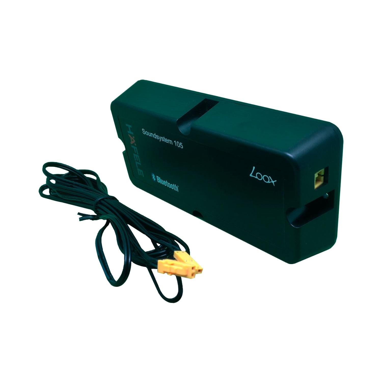 Sistema De Som Hafele Sound System 105 Para Móveis Com Bluetooh®
