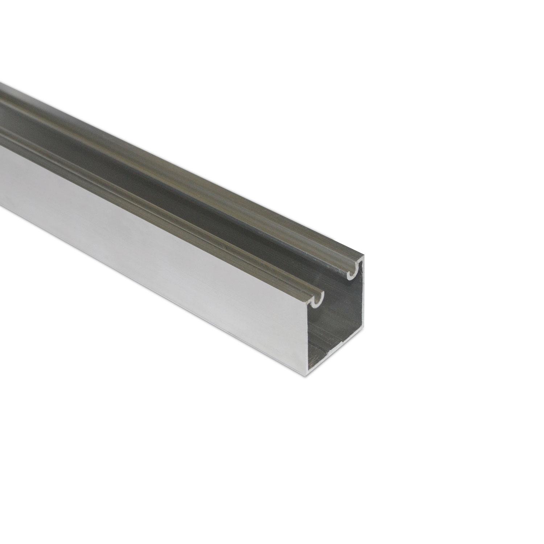 Trilho Fermax 35mm para porta de correr 3M