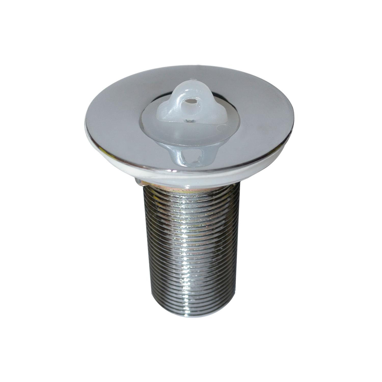 """Valvula Lavatorio Stander S/ Unho C/ Porca Metal 7 CM - 7/8 """"SACOLINHA"""""""