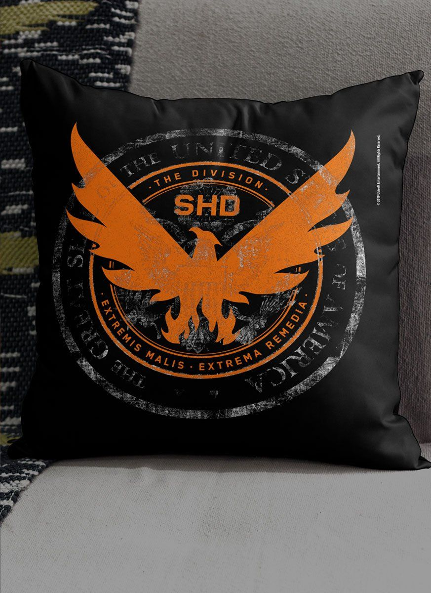 Almofada The Division 2 Phoenix Primary