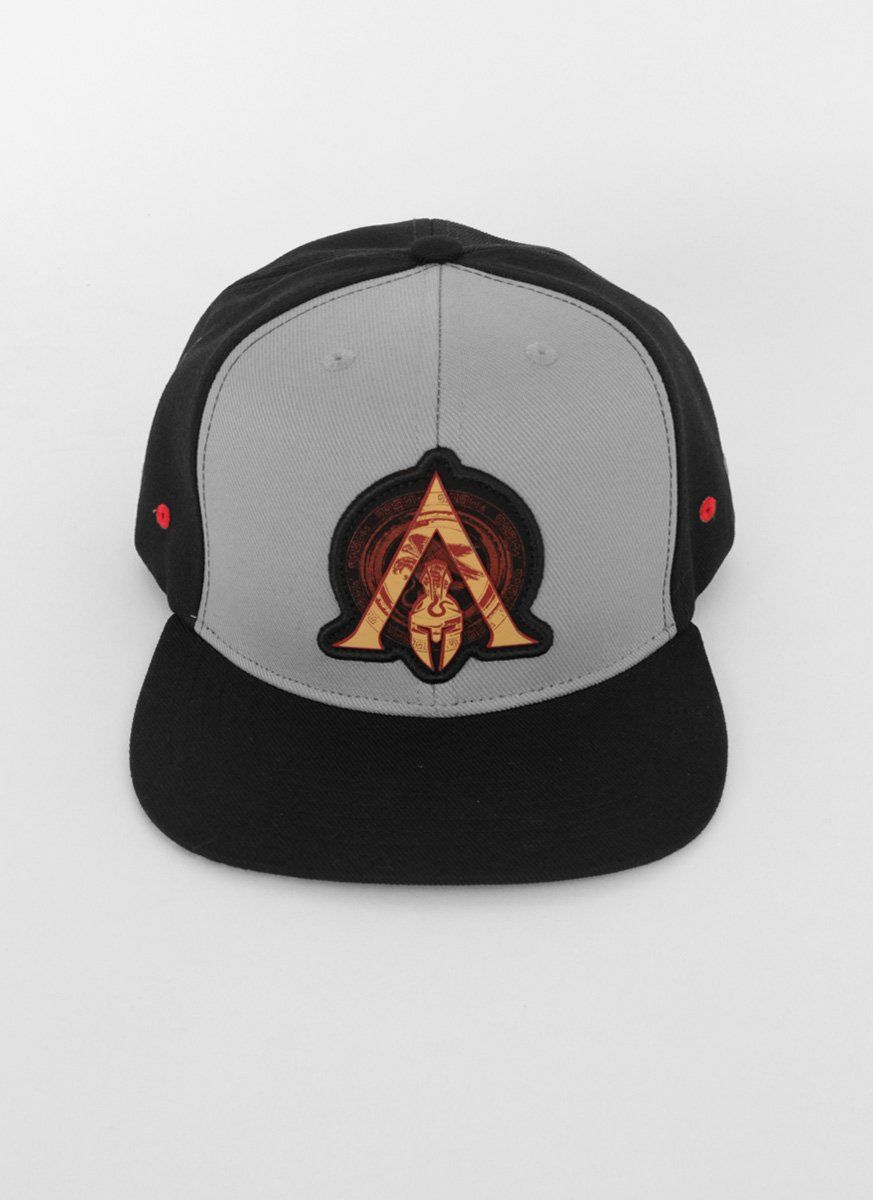 Boné Snapback Assassins Creed Odyssey Logo