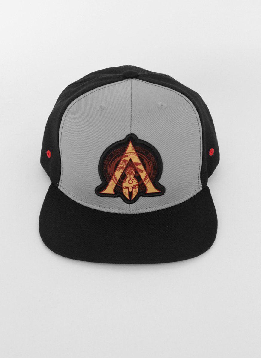 Boné Snapback Assassins Creed Odyssey Logo