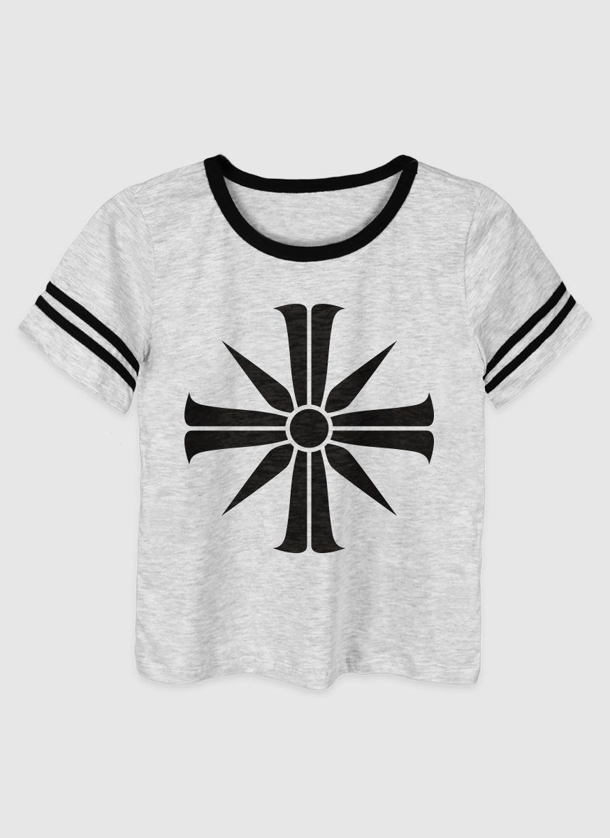 Camiseta Athletic Feminina Far Cry 5 Cross