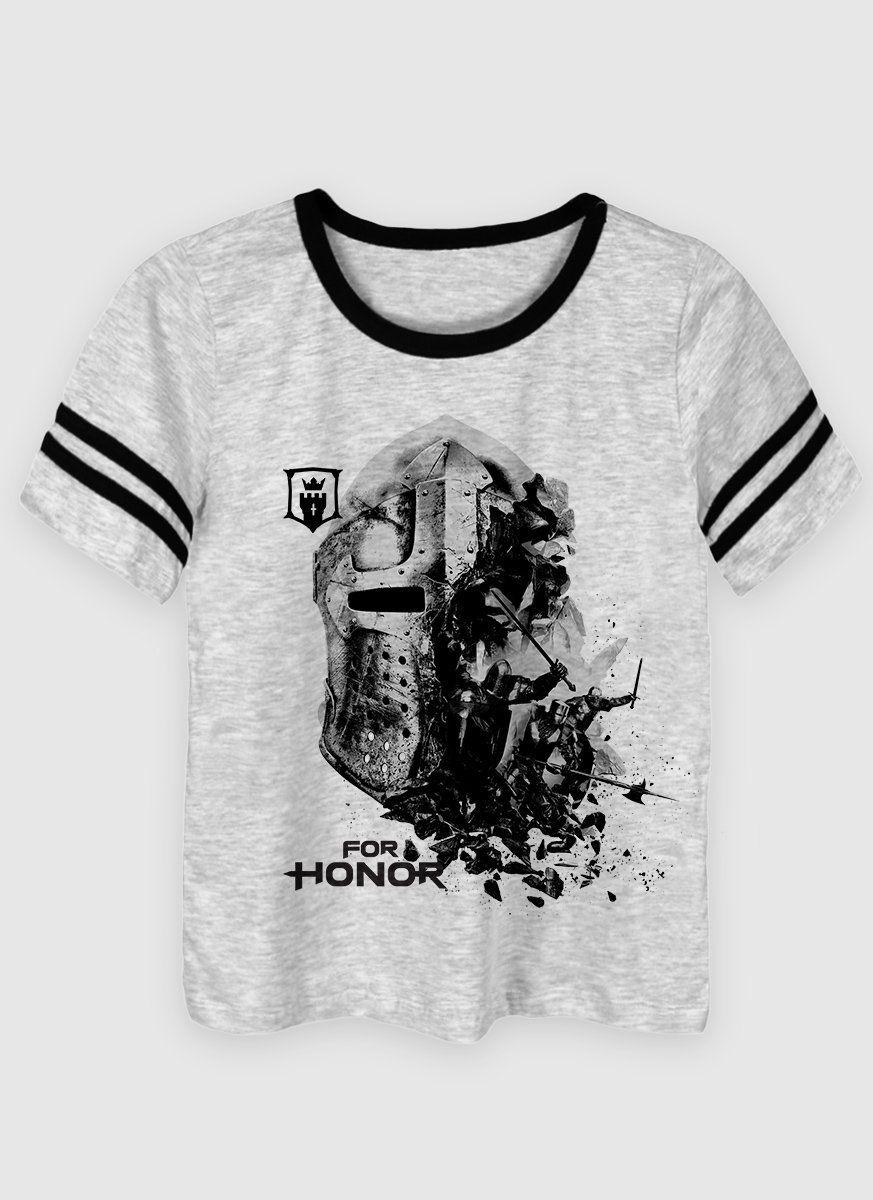 Camiseta Athletic Feminina For Honor Cavaleiros