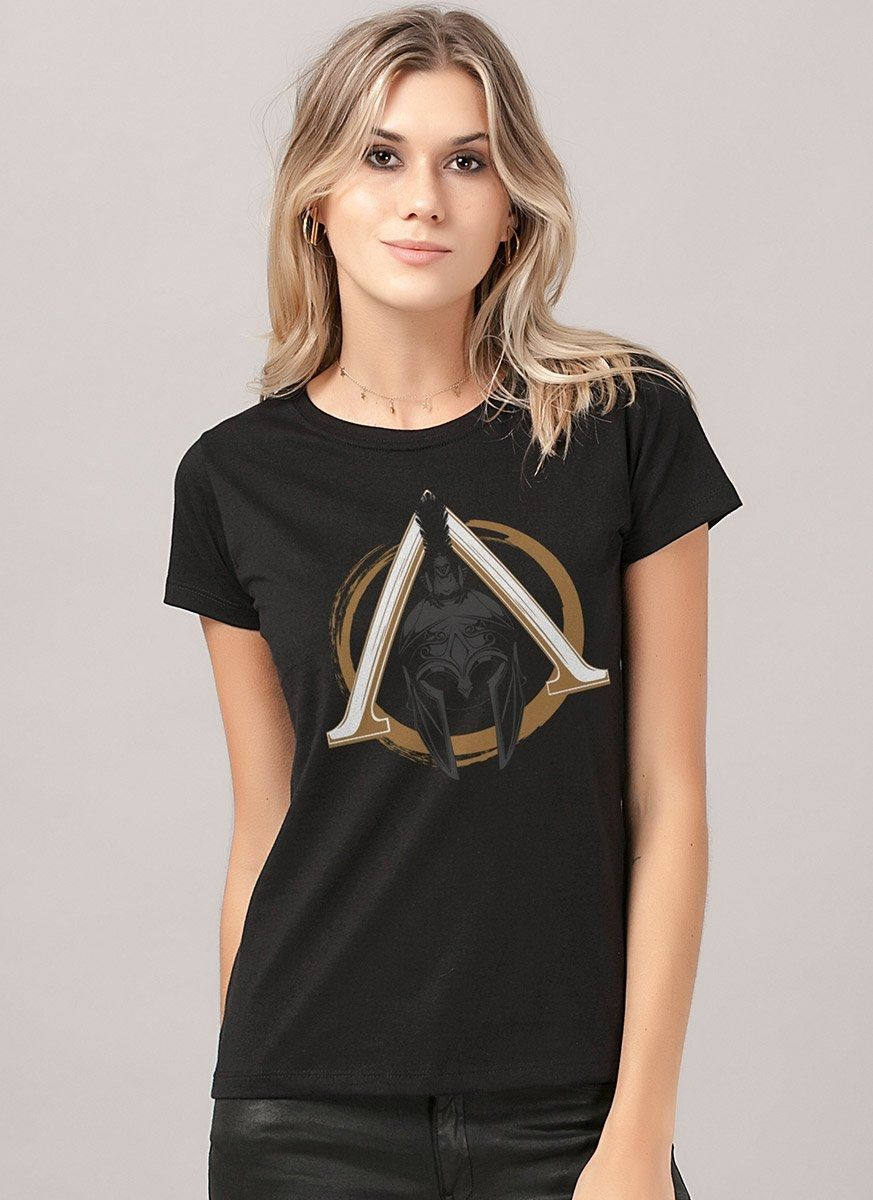 Camiseta Feminina Assassin´s Creed Odyssey
