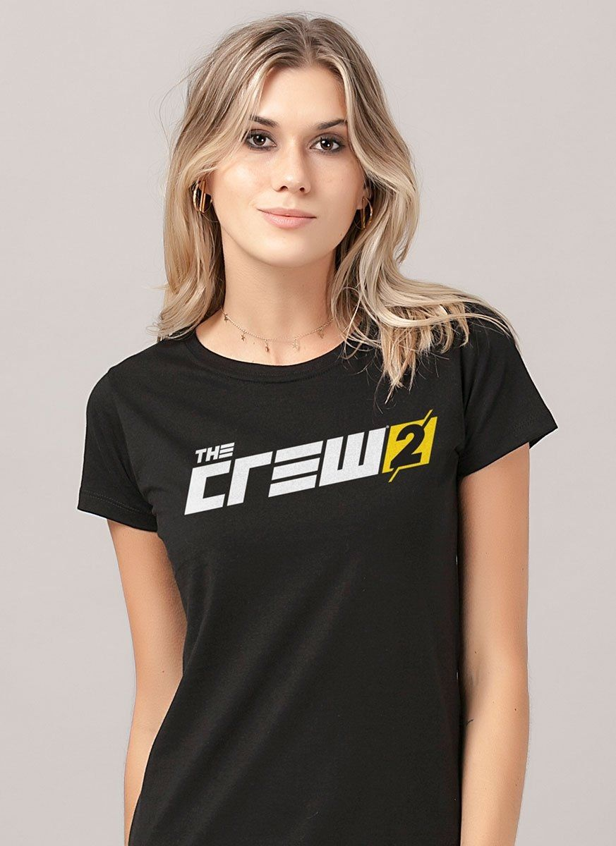 Camiseta Feminina The Crew 2 Logo