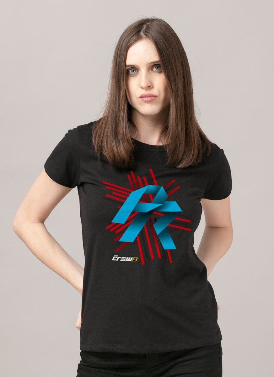 Camiseta Feminina The Crew 2 Proracing