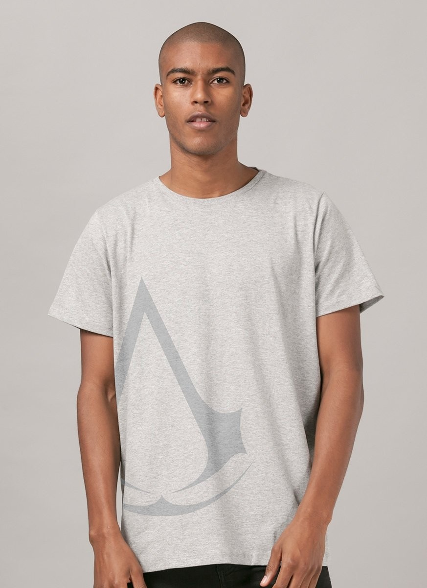 Camiseta Masculina Assassin's Creed Crest