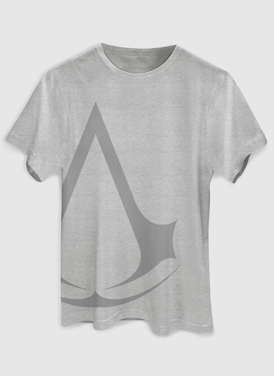 Camiseta Masculina Assassin's Creed Crest