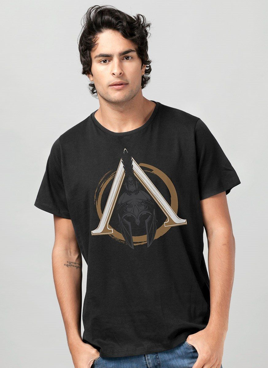 Camiseta Masculina Assassin's Creed Odyssey