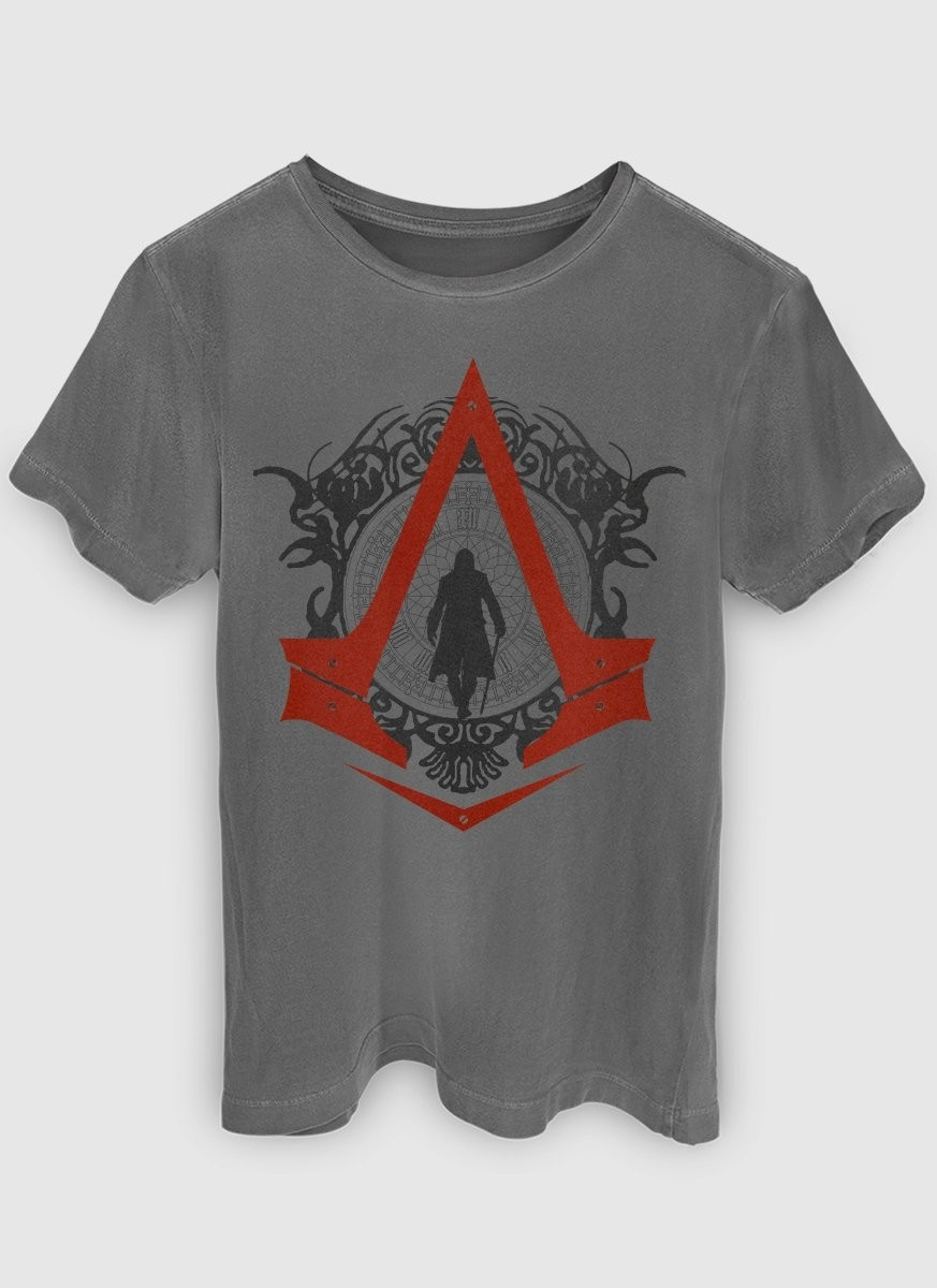 Camiseta Masculina Assassin's Creed Syndicate