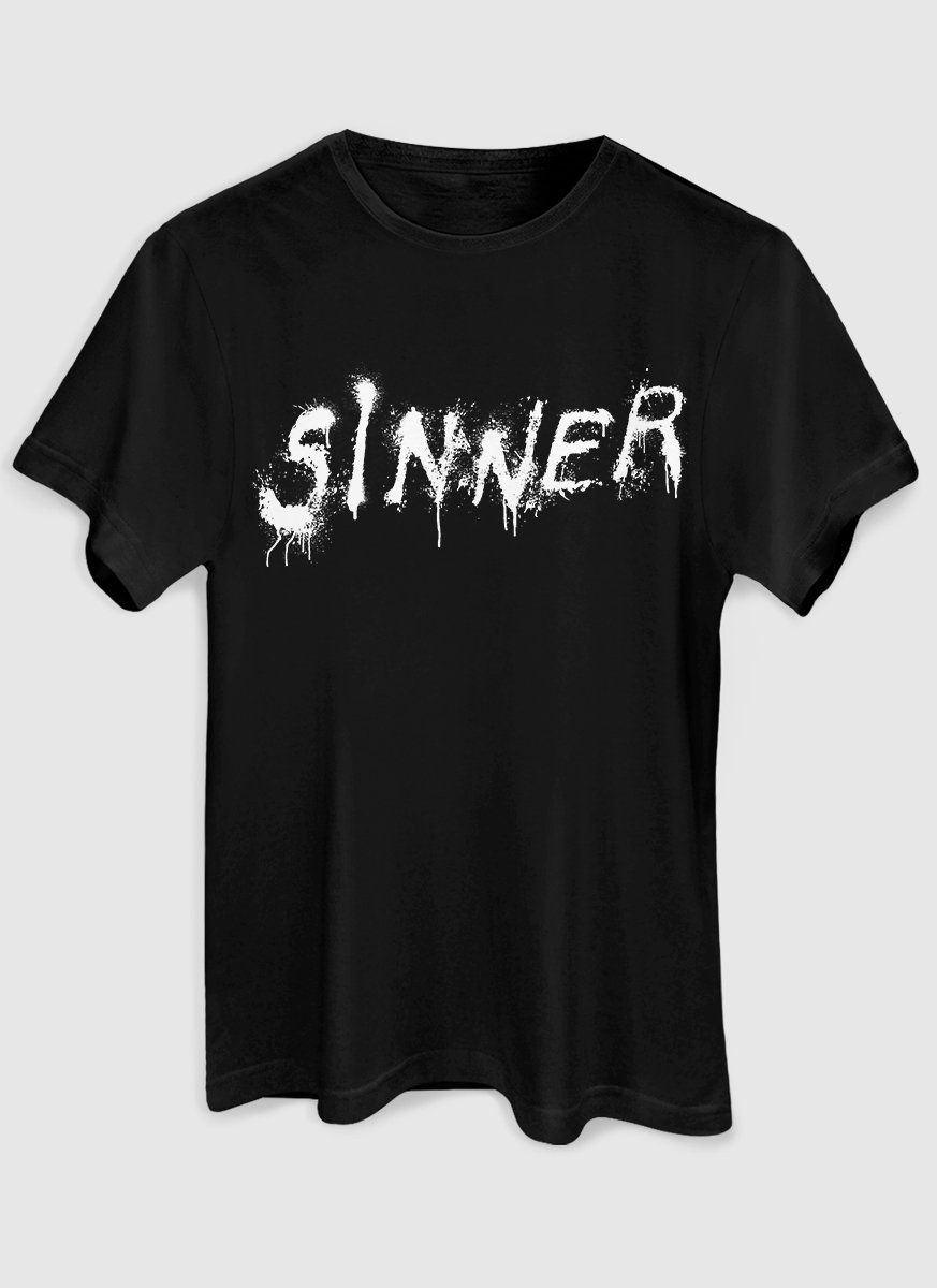 Camiseta Masculina Far Cry 5 Sinner