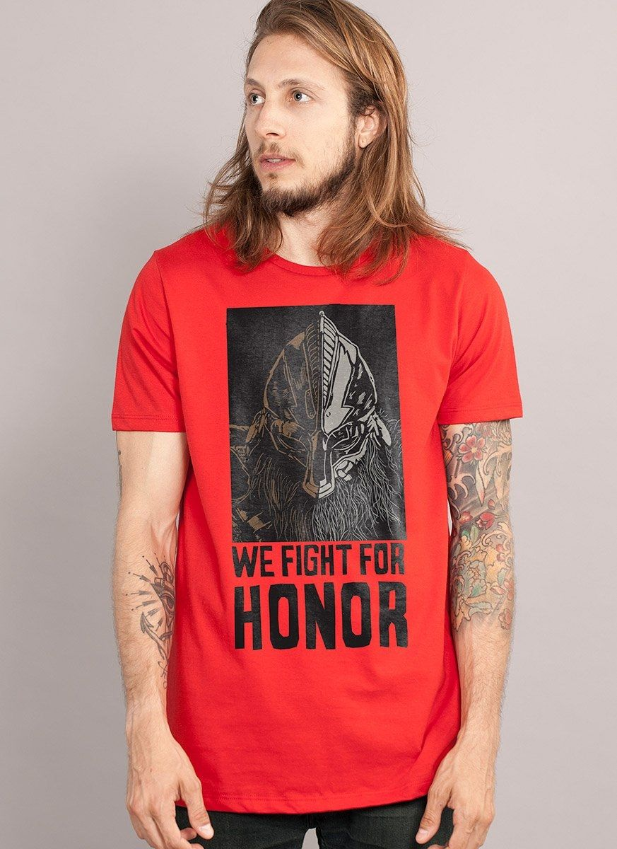 Camiseta Masculina For Honor Senhor da Guerra