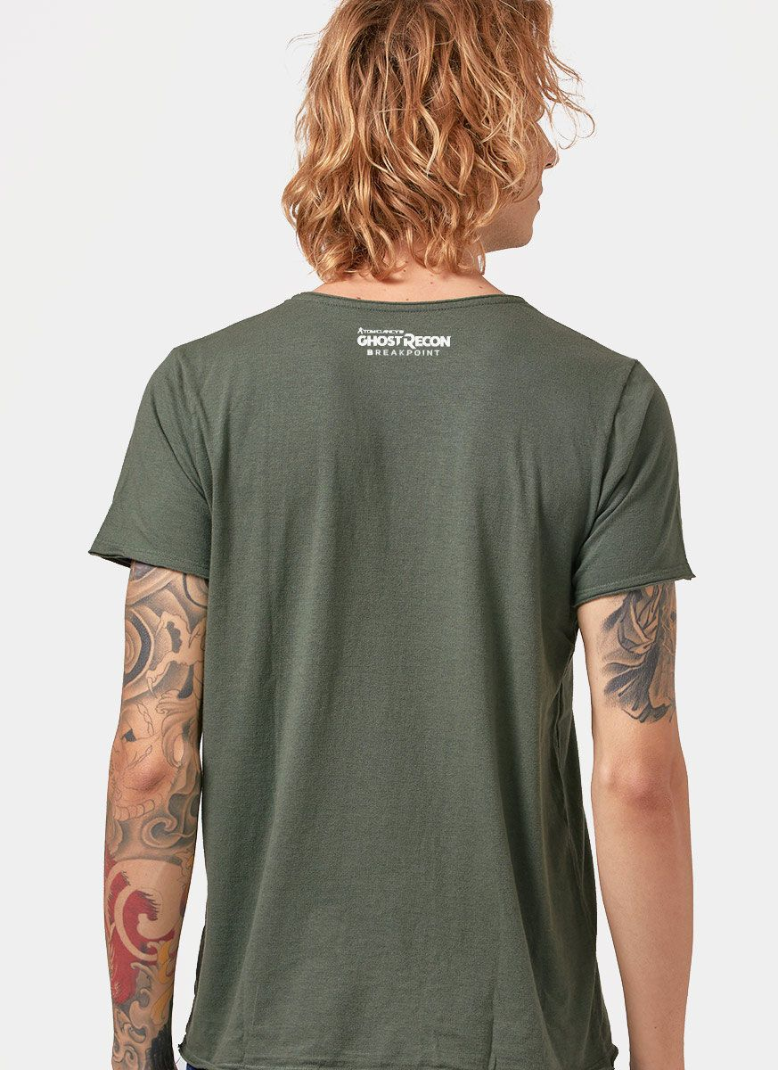 Camiseta Masculina Ghost Recon Breakpoint