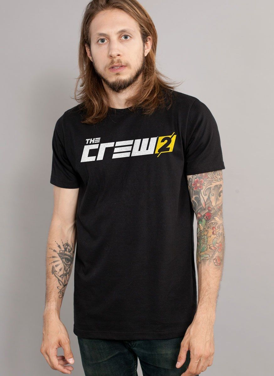 Camiseta Masculina The Crew 2 Logo