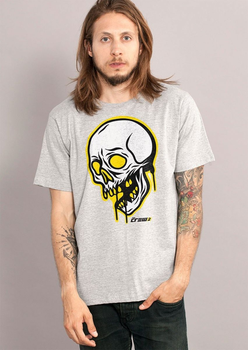 Camiseta Masculina The Crew 2 Street