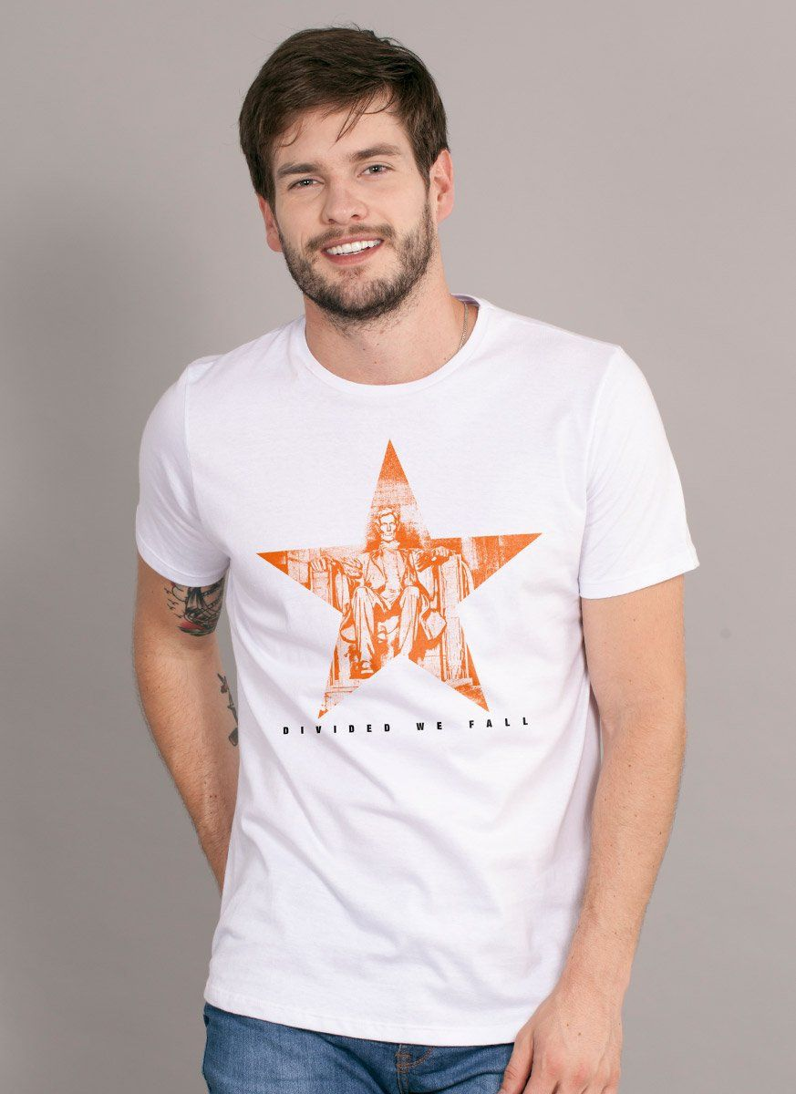 Camiseta Masculina Tom Clancy's The Division 2 History