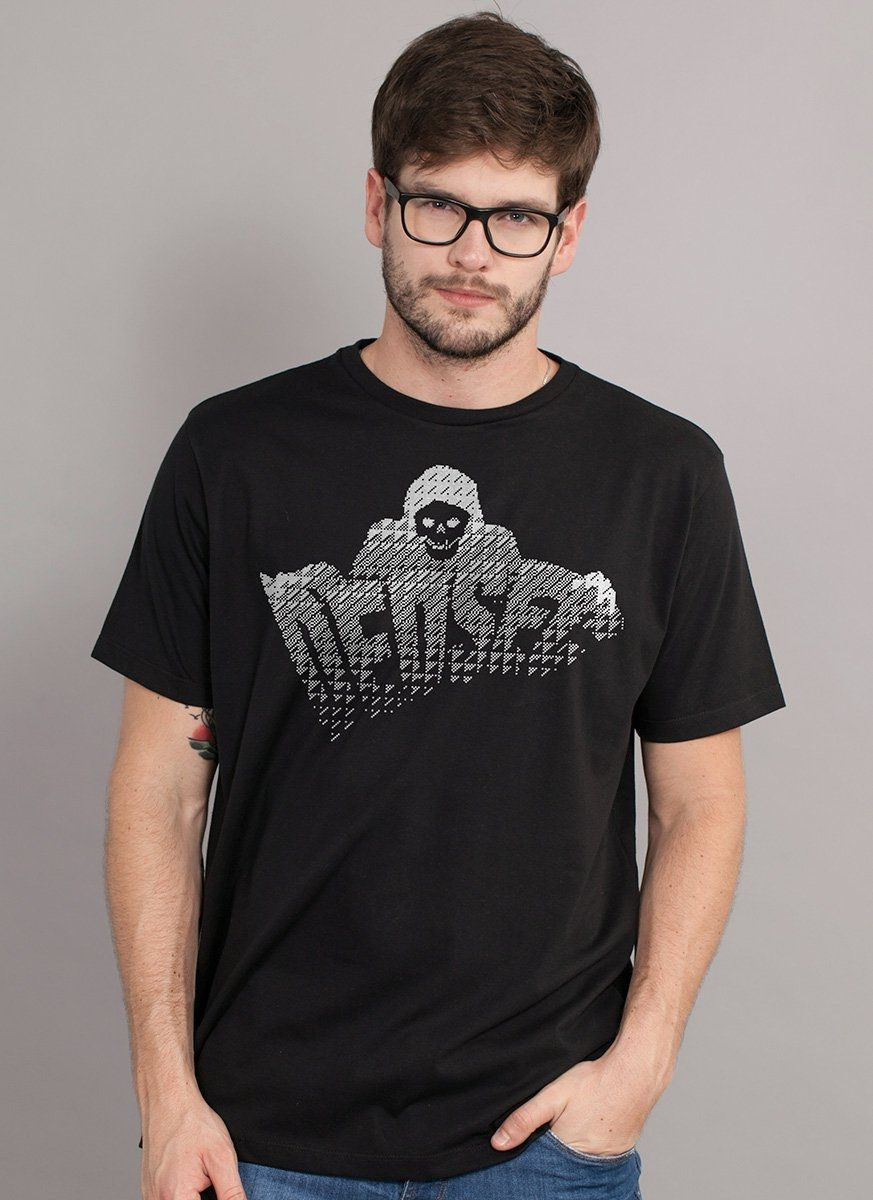 Camiseta Masculina Watch Dogs Dedsec