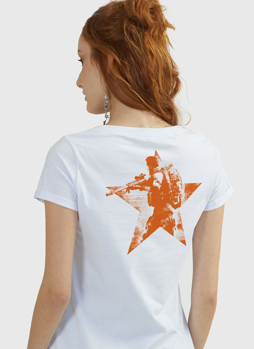 Camiseta The Division 2 Atirador de Elite